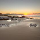 ANGLESEA BEACH by Rick Knowles