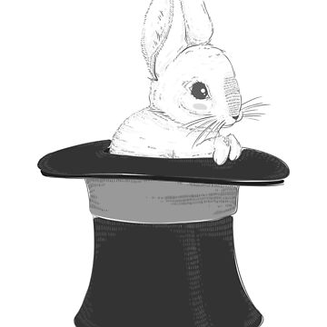 Pulling a Rabbit by linarangel