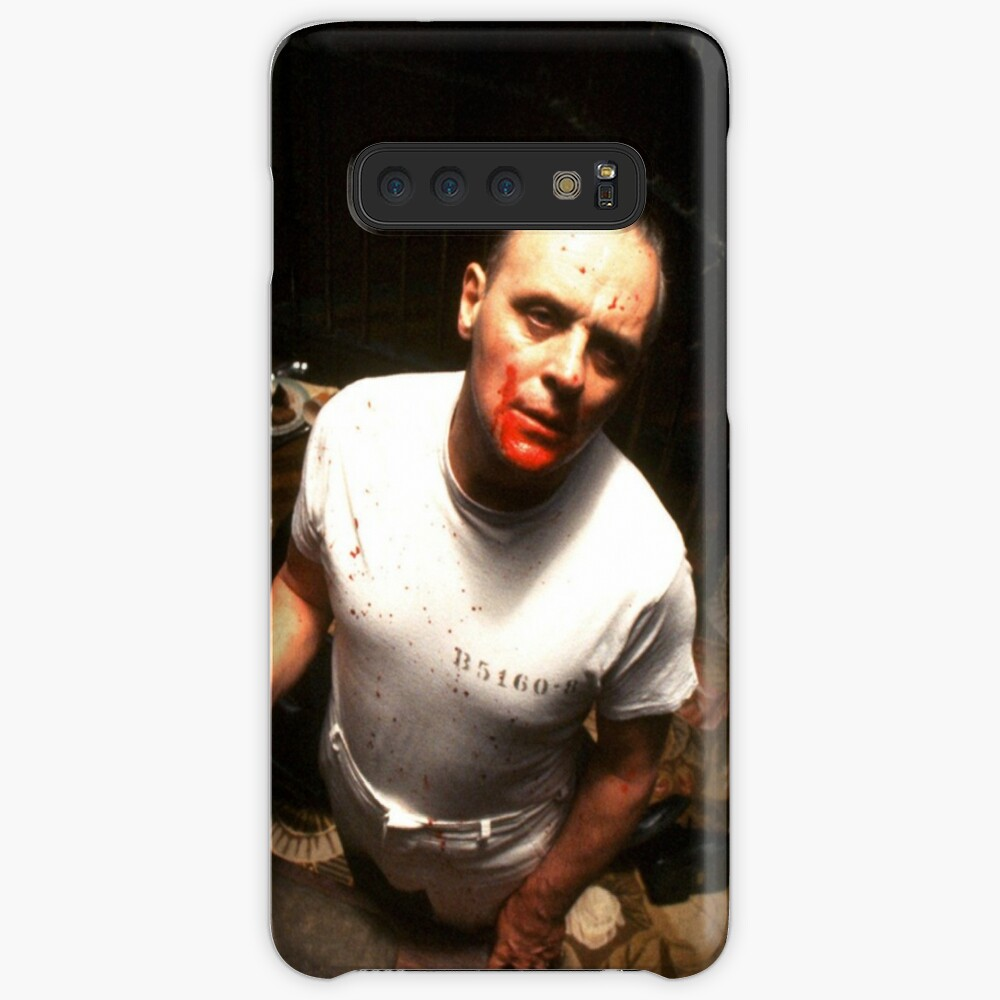 Silence of the Lambs Hannibal Lecter Case & Skin for Samsung Galaxy