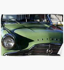 Ford Zephyr - 1960 Poster