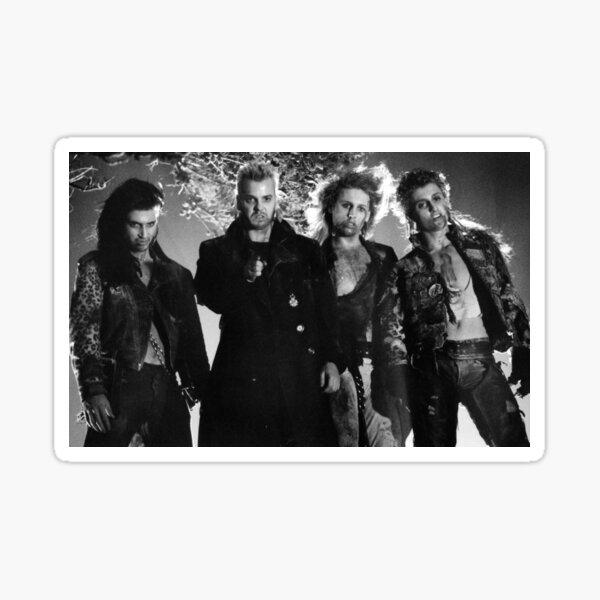 The Lost Boys Sticker