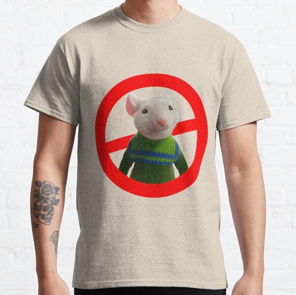 We Hate Stuart Little  Classic T-Shirt