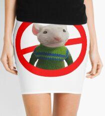 We Hate Stuart Little  Mini Skirt