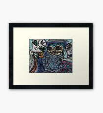 New Introduction Of Entities Framed Print