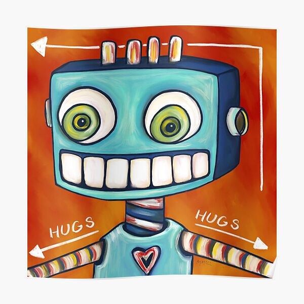 Robot Hugs This Way =====> Poster