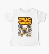 PUG WARS Baby Tee