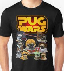 PUG WARS Unisex T-Shirt