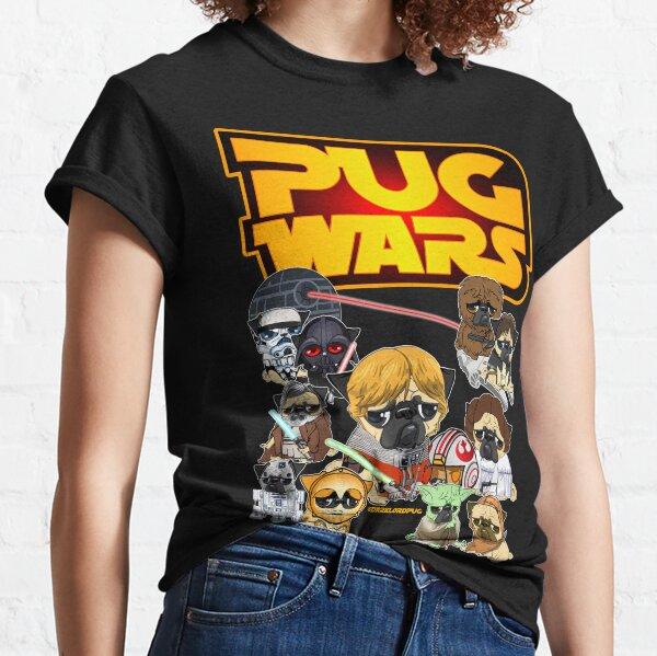 PUG WARS Classic T-Shirt