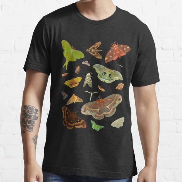 Moth Party Essential T-Shirt