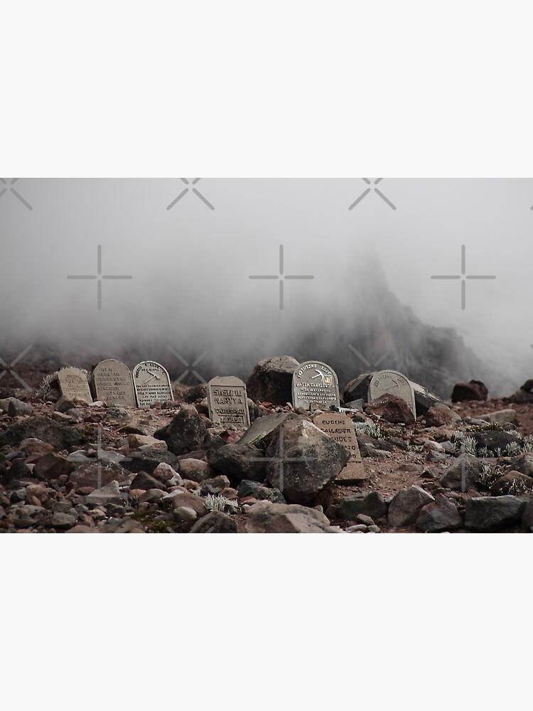 Mountain grave stones head stones by kpander