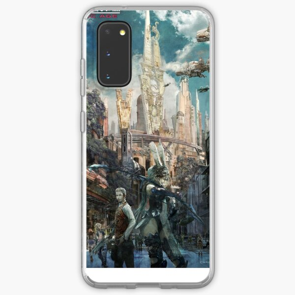 Final Fantasy XII Concept Art  Samsung Galaxy Soft Case