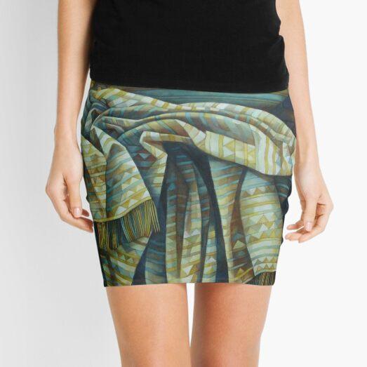 panneggio Mini Skirt