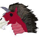 Demonic Equine by Charnauk