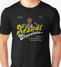 Randy Watson - Sexual Chocolate LP Unisex T-Shirt