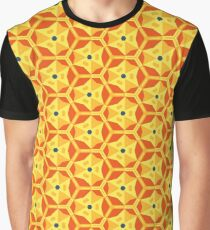 forms geometric reason illustration triangle modern screen saver seamless colorful repeat pattern Graphic T-Shirt