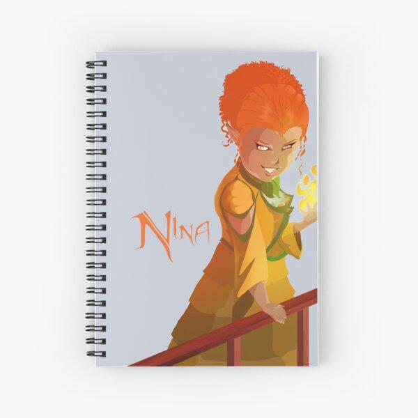 Kendra Spiral Notebook