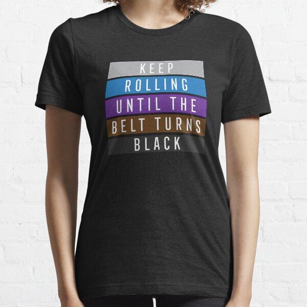 Jiu Jitsu BJJ Keep Rolling Light Essential T-Shirt