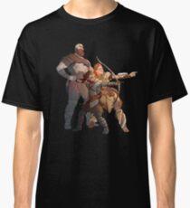 God Of War Horizon Zero Dawn Classic T-Shirt