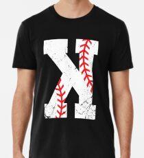 Baseball Krug Strikeout K Premium T-Shirt