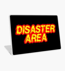 Disaster Area - Generally regarded as not only the loudest rock band in the Galaxy, but also as being the loudest noise of any kind at all. Laptop Skin