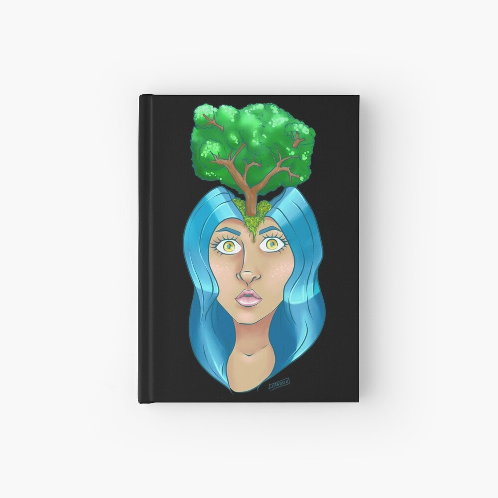 Treehead Hardcover Journal