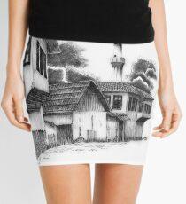 A detail from Sarajevo Mini Skirt
