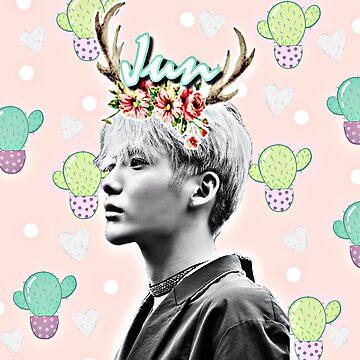 Jun of ACE by Lulu-Kim