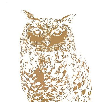 Who; Owl by Shirtfully