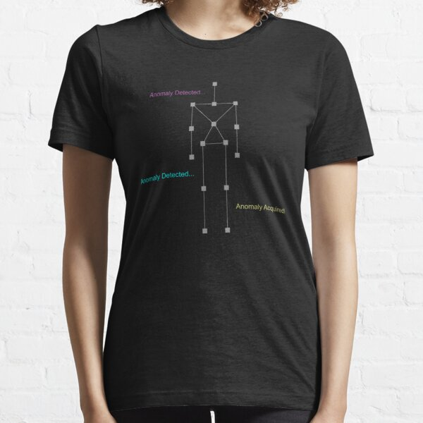 Anomaly Detected - GRAY Essential T-Shirt