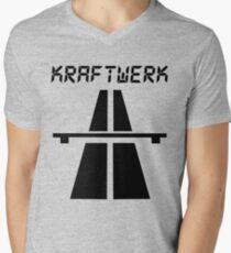 KRAFTWERK Men's V-Neck T-Shirt