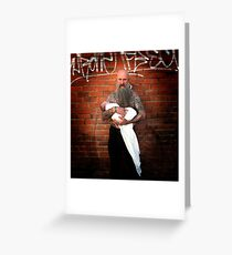 The Godfather Greeting Card