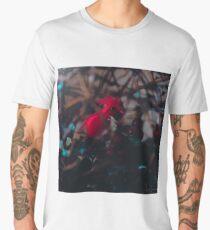 Red  Bird Men's Premium T-Shirt