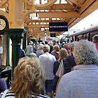 Sherringham Station by John Thurgood