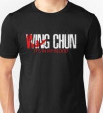 WING CHUN Slim Fit T-Shirt