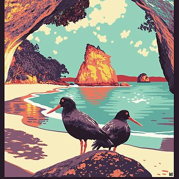 Cathedral Cove by rossmurray