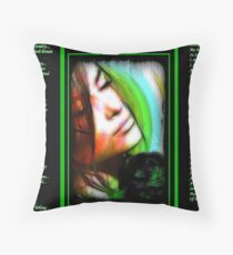 Rapture Of Serenity... Throw Pillow