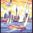 Auckland, NZ by Ross Murray