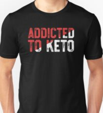 Eating Fat Weight Loss - Funny Keto Shirt - Ketosis Diet Unisex T-Shirt