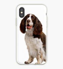 Spaniel iPhone Case