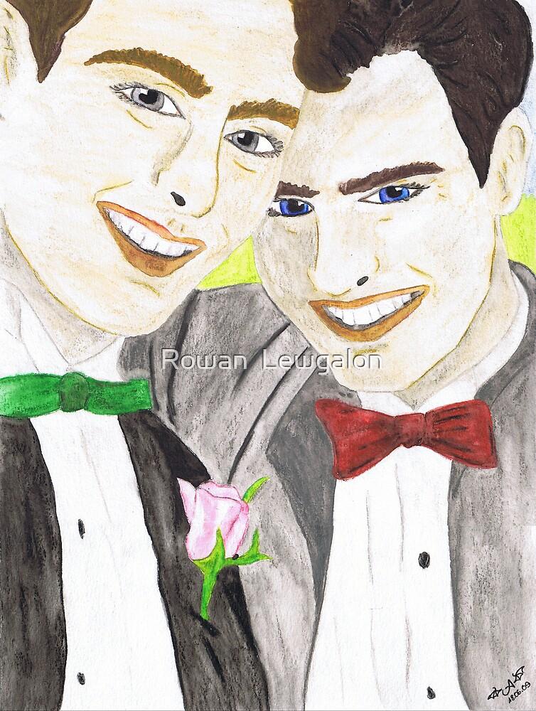 Franny and Finn by Rowan  Lewgalon