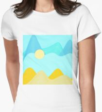Dune Women's Fitted T-Shirt