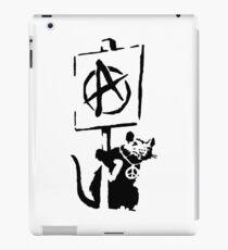 Banksy Rat Revolution! iPad Case/Skin