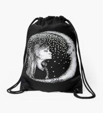 Moongirl Drawstring Bag