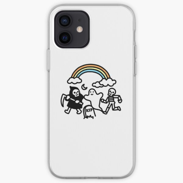 Spooky Pals iPhone Soft Case