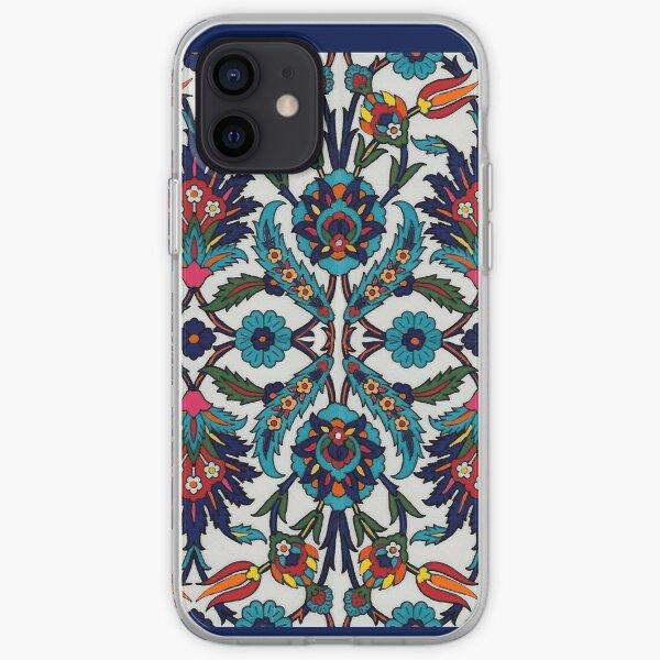 Oriental patterns iPhone Soft Case
