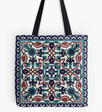 Orietal Patterns Tote Bag