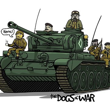 The Dogs of War: Comet by siege103
