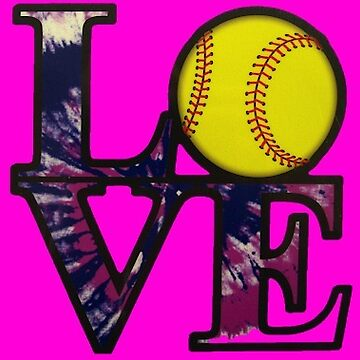 I love Softball by BenjiKing