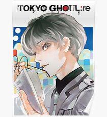 Tokyo Ghoul:re Design Poster