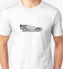 DeLorean - Back to the futur Unisex T-Shirt